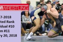 WIWrestling.com High School Rankings | Ind. #10 / Team #11