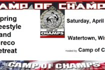 Spring Freestyle and Greco Retreat | Watertown