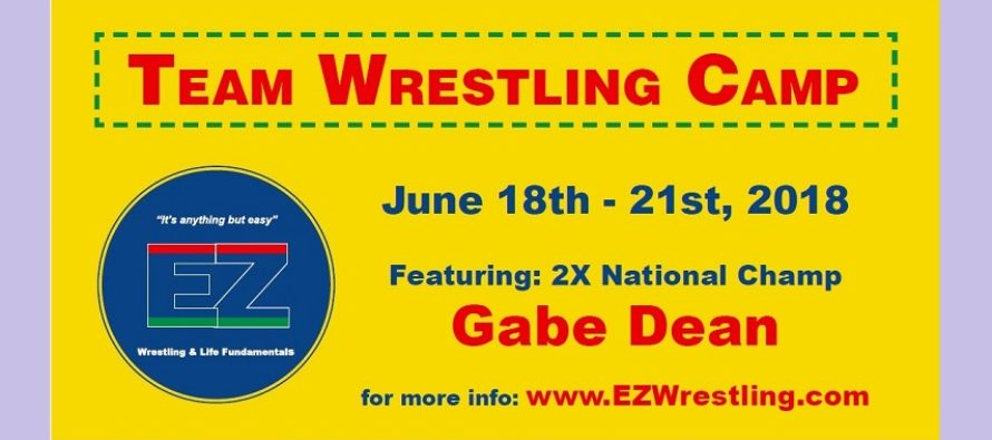 Mauston | Gabe Dean Clinic June, 18-21, 2018