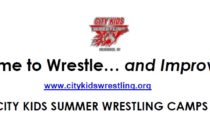 City Kids Summer Wrestling Camps