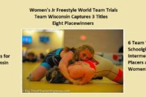 Wisconsin Women Claim 3 Titles at Jr. World Team Trials