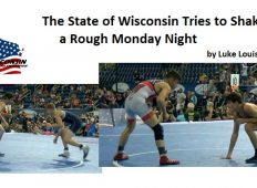 The State of Wisconsin Tries to Shake Off a Rough Monday Night