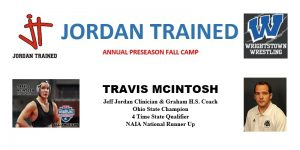 Wrightstown | Jordan Trained | Preseason Fall Camp
