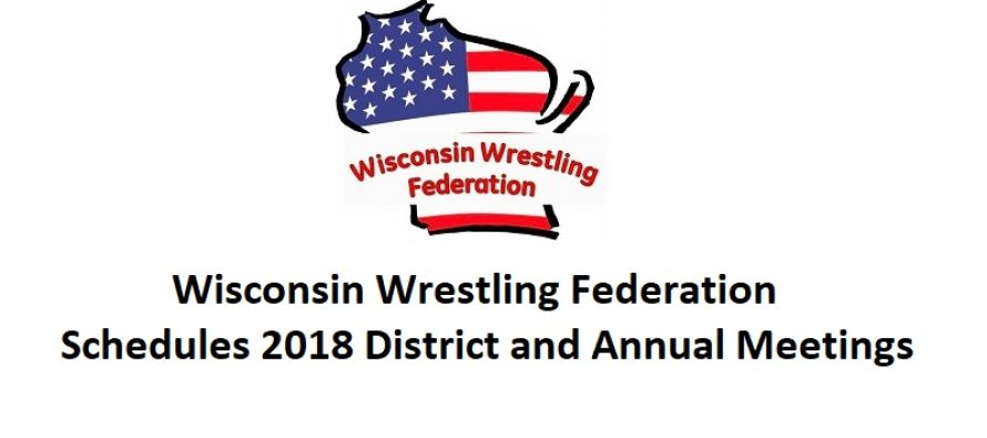 WWF Announces 2018 District and Annual Meetings